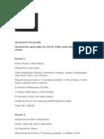 Orçamento_Decoração_Casa_Bella