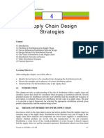 4 Supply Chain Strategies