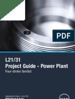 MAN L21 31 PowerPlant