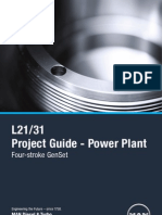 MAN L21 31 PowerPlant