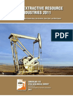 Utah's Extractive Resource Industries