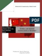 Trabajo Historia de La Comunicacion- China
