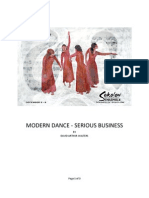 Modern Dance - Serious Buisness