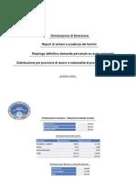 0033 Report Conclusivo - Dichiarazione Di Emersione