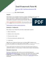 Tutorial Zend Framework