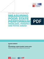 Measuring Poor State Performance...