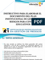Plan de Contingencia Revisar
