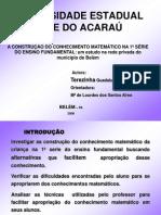 APRENSENTAÇÃO DEFESA DO TCC