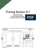 Training Session 11