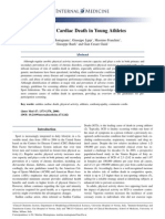 Sudden Cardiac Death in Young Athletes
