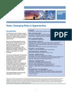 Water Summit White Paper PDF