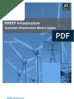 RREEF Infra Australian Infra Mkt Review Q1 2012