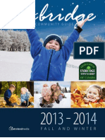 Township of Uxbridge Community Guide Winter 2013-2014