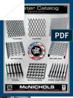 Mcnichols Master Catalog.pdf | Sheet Metal | Wire
