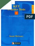 Ket Practice Tests 1