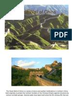 Great Wall of Chinaa