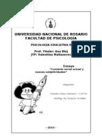 ENSAYO CHIARELLA - MORIÑIGO 2