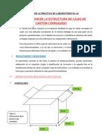 INFORME DE LA PRACTICA DE LABORATORIO Nº 06