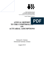 130827 NYSCRF Actuary Report