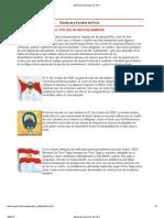 Banderas y Escudos Del Peru