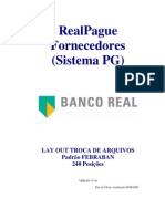 RealPague Fornecedores Layout240 Manual Portugues 17062008