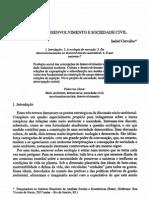 Ecologia, Desenvolvimento - CARVALHO