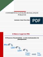 Slides Conf. Análise de Balanços