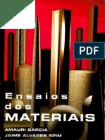 Livro - Ensaios Dos Materiais - Amauri Garcia