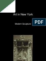 JJ 01_Modern Sculpture-Matisse- Fauvism-German Expressionism