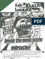 Eternal Black Embrace No1 - (January 1992)