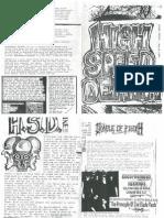 High Speed Death No7 - (March 1994)