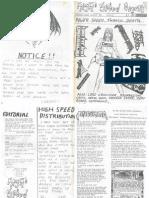 High Speed Death No1 - (June 1990)