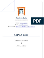 cipla performance analysis