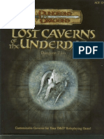 Dungeon Tiles v - Lost Caverns of the Underdark