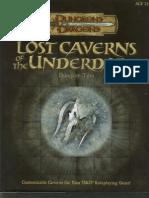 Dungeon Tiles v - Lost Caverns of the Underdark