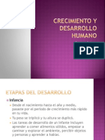 Crecimiento y Desarrollo Humano