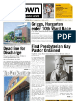 September 2013 Uptown Neighborhood News