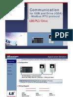 VFD com (XGB-iG5A)_Modbus