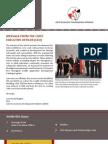 JEDI August 2013 Newsletter