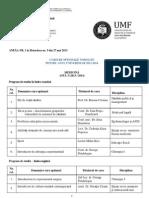 Cursuri optionale UMF-2013-2014