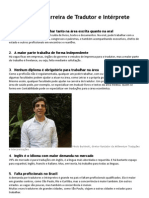 Fatos sobre a carreira de Tradutor e Intérprete.docx