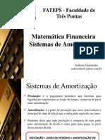 Slides 7 - Sistemas de Amortização