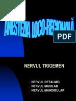 Tehnici de Anestezie Curs 8