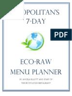 Ecopolitan's 7 Day Planner[1]