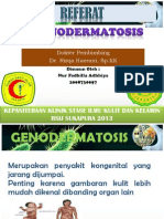 Genodermatosis