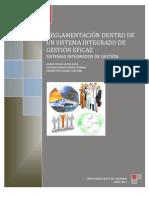 Informe Sistemas Integrados de Gestion