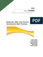 IBM Lotus Domino Development Best Practices(011212)