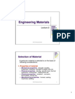L2 Engineering Materials