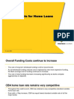 Housing Funding Costs