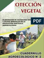 Cuadernillo Nº2 Protección vegetal